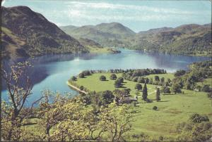 Postcard ULLSWATER Cumberland Cumbria Gowbarrow Park Westmorland J Arthur Dixon