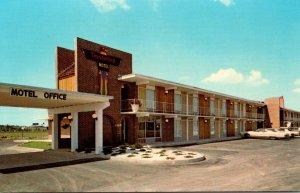 Georgia Tifton The Thunderbird Motel