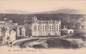 France Biarritz L'Hotel Regina
