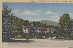 North Carolina Lake Lure Lake Lure Inn