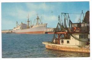 State Docks, Gulfport, Mississippi, PU-1962