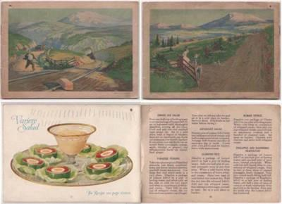 LeRoy, N.Y. THE JELL-O COMPANY, INC. RECIPE BOOKLET