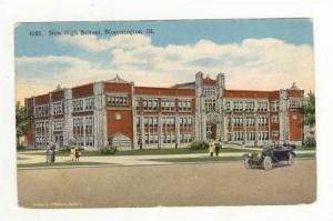 New High School, Bloomington, Illinois, PU-00-10s