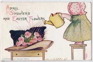 Easter - April Showers & Easter Flowers
