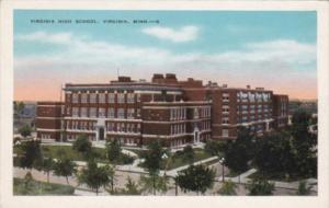 Minnesota Virginia The High School