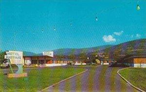 Canada British Columbia Penticton Motel Mayfair