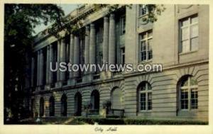 City Hall Charlotte NC Unused