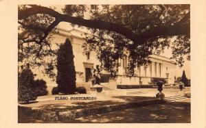 SAN MARINO, CALIFORNIA, HUNTINGTON LIBRARY RPPC REAL PHOTO POSTCARD