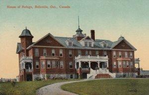 BELLEVILLE, Ontario , 1900-10s ; House of Refuge, version 2
