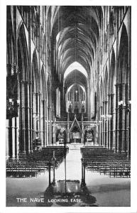 Westminster Abbey, The Nave looking East