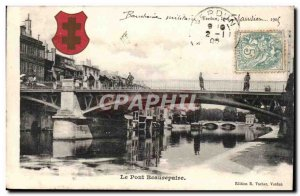 Verdun - 1905 Beaurepaire Bridge - Old Postcard