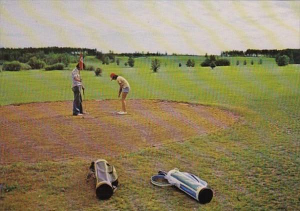Canada Alberta Lac La Biche Golf Course