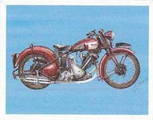 Newmarket Hardware Vintage Trade Card Britains Finest Bikes 1993 No 15 Panthe...