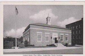 North Carolina Leaksville United States Post Office