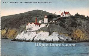Light House on Yerba Buena Island