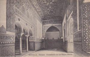 Spain Sevilla Alcazar Dormitorio de los Reyes Moros