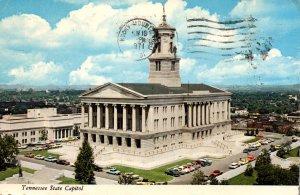State Capitol,Nashville,TN BIN