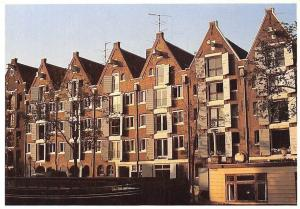 Netherlands Amsterdam Brouwersgracht Bateau Boat