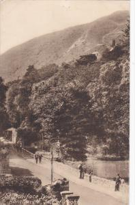St Boniface Down , BONCHURCH , Isle of Wight , 1910s