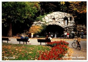 Indiana Notre Dame The Grotto