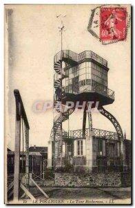 Pouliguen Old Postcard La Tour Rochereau