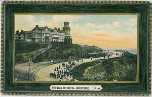 VINTAGE POSTCARD: GB : Isle of Man - DOUGLAS