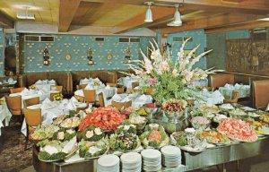 NEW YORK CITY , 50-60s ; Stockholm Restaurant
