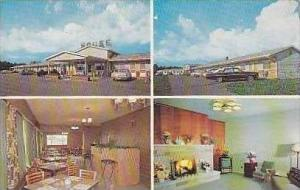 Indiana Fremont Holiday House Motel Multi View