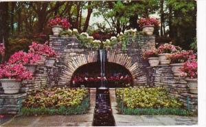 Alabama Mobile Bellingrath Gardens The Grotto 1956