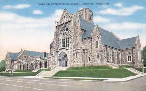 Idlewild Presbyterian Church Memphis Tennessee
