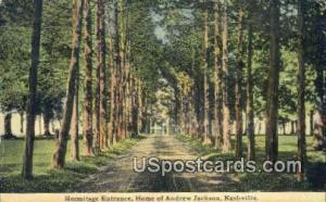 Home of Andrew Jackson -tn_qq_4458
