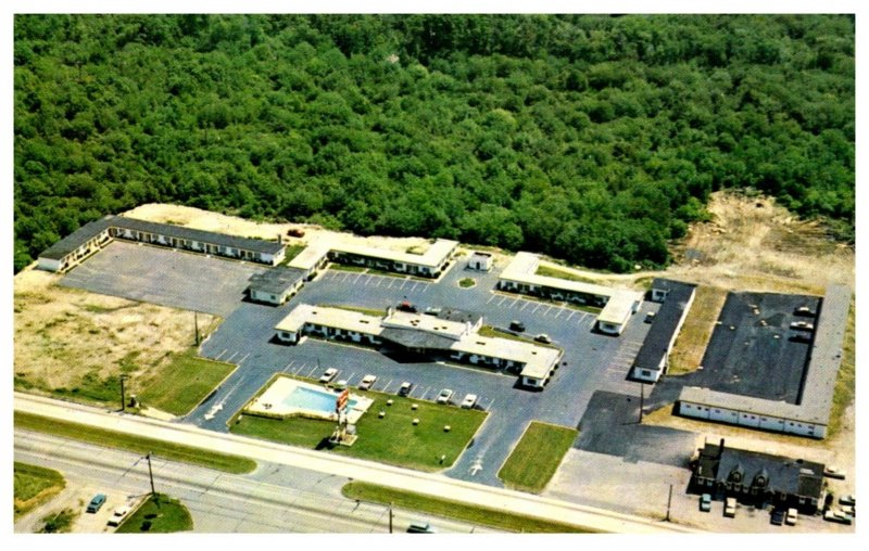 Massachusetts   New Bedford , Capri Motel