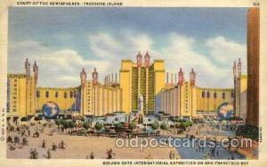 Golden Gate Exposition 1939 - 1940, California World's Fair on San Francisco ...