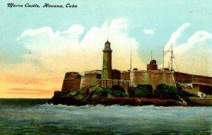 Cuba - Havana. Morro Castle