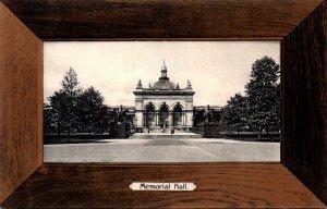 Pennsylvania Philadelphia Memorial Hall Rotograph