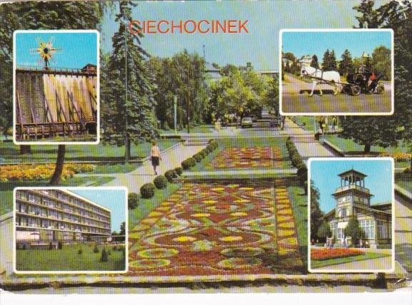 Poland Ciechocinek Multi View