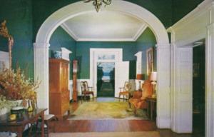 Virginia Williamsburg The Central Hall Berkeley Plantation House Birthplace O...