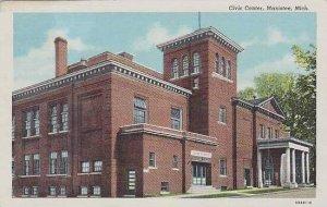 Michigan Manisee Civic Center