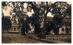 Maine Hartland  , Church , House , Street View , RPC