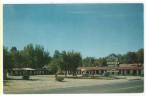 Winnemucca, Nevada, Early View of The Frontier Motel