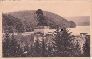 Belgium Gileppe Le Barrage et le Lac