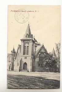B&W Presbyterian Church, Amherst, Nova Scotia, WP Smith & Co