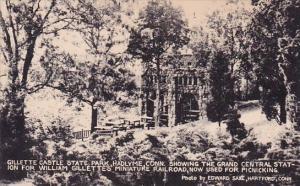 Gillette Castle State Park Hadlyme Connecticut
