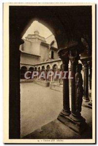Old Postcard Cloitre