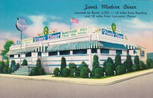 Pennsylvania Denver Zinn's Modern Diner