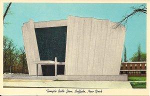 JUDAICA, Synagogue, Temple Beth Zion, Buffalo NY, Architecture, Jewish Life