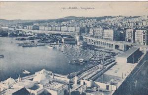 Algeria Alger Vue Generale