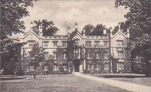 Ohio Gambier Bexley Hall Bexley Theological Seminary Albertype