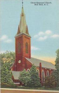 Christ Epsicopal Church, New Bern, North Carolina, 30-40s