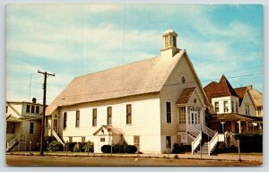Ocean City Maryland~Baptist Church~Baltimore Ave & N Division St~1960s